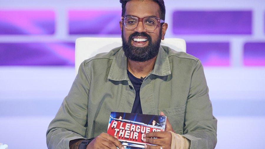 Romesh Ranganathan A League Of Their Own
