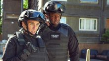 TRIGGER POINT. Pictured Vicky McClure and Adrian Lester.