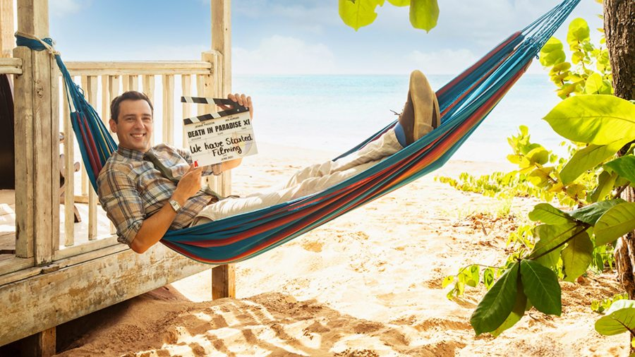 death in paradise cast series 11