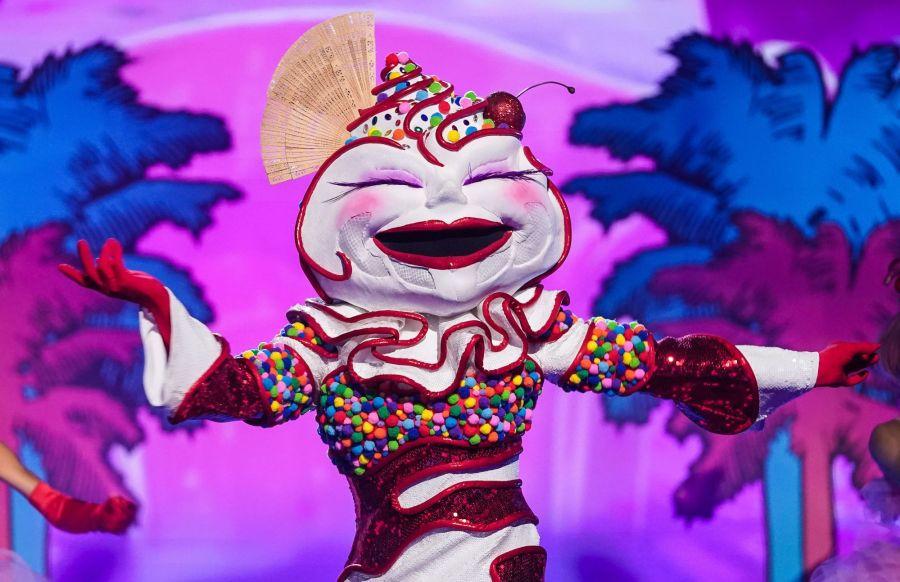 Knickerbocker Glory. Picture: ITV/©Bandicoot TV