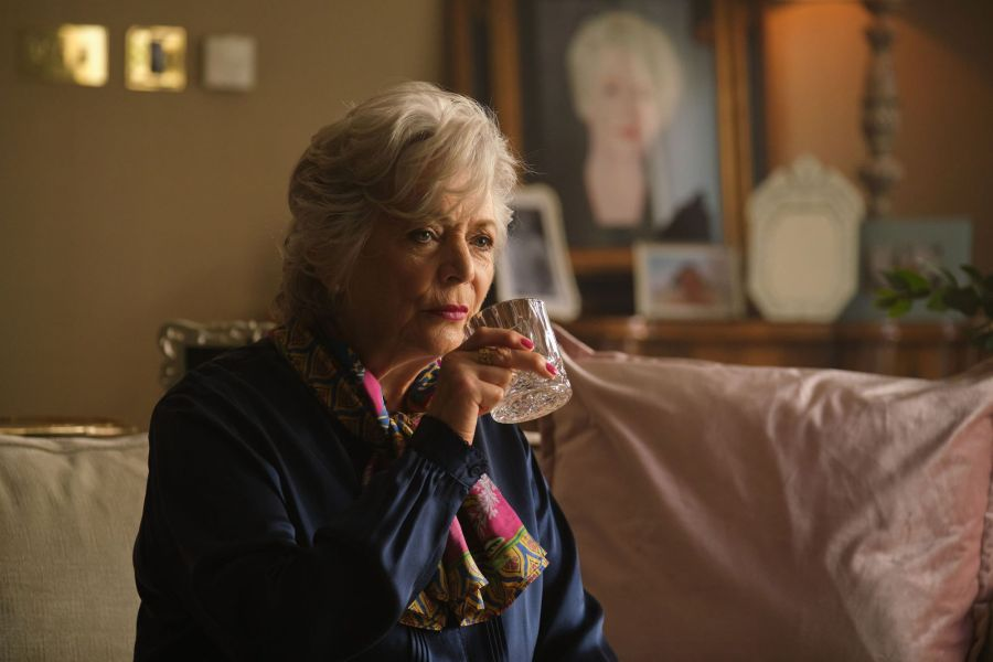 Rules of the Game. Picture Shows:  Anita (ALISON STEADMAN) - (C) The Forge - Photographer: Matt Squire