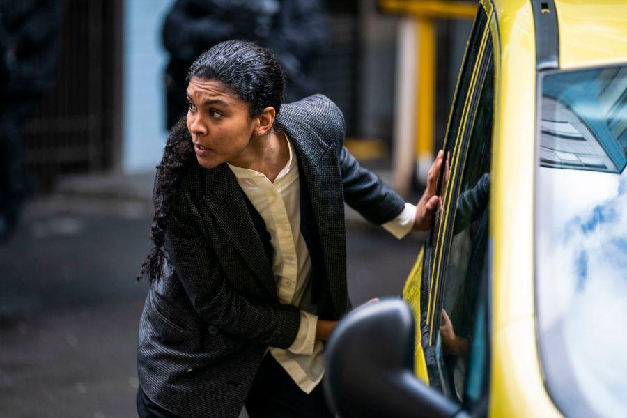 Thalissa Texiera as DI Emily Baxter - Ragdoll _ Season 1, Episode 3 - Photo Credit: Luke Varley/AMC
