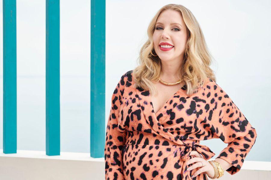 Katherine Ryan. Picture: ITV/Potato