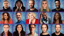 strictly come dancing 2021 line up full