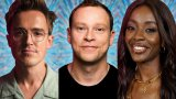 strictly come dancing first three celebs
