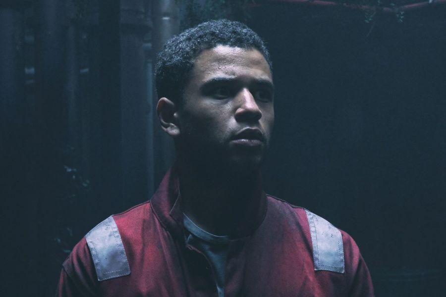 Calvin Demba as Baz