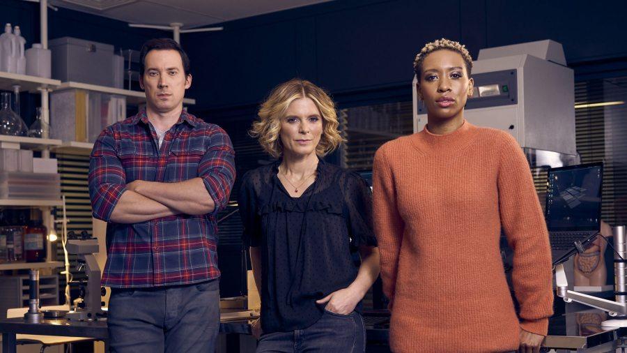 Genesis Lynea Silent Witness cast