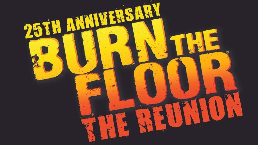 burn the floor reunion