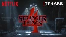 stranger things 4 release date trailer