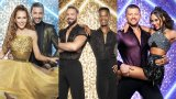 strictly come dancing pairings