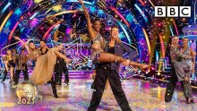 strictly group dance