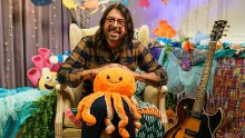 Dave Grohl bedtime