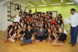 Shiamak and his dance group
