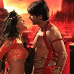 Ashish and Shampa looking at each other with loads of emotions