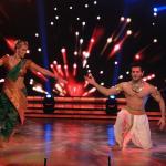 Karan and Elena will dance tomorrow sensually and with ease