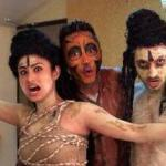 Mouni and Puneet in a raw look will be seen tomorrow on Jhalak