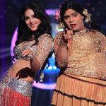 Palak and Sunny dances on Baby doll song