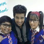 Akshat will dance tomorrow as a school kid