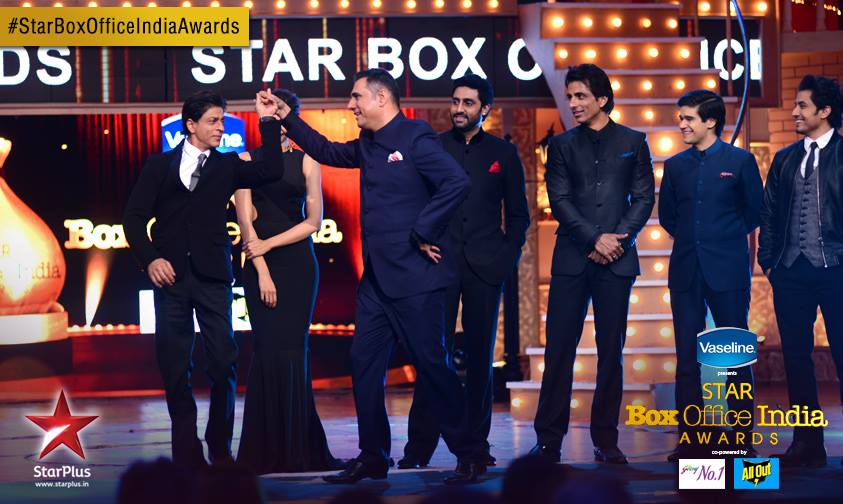 Star Box Office India Awards to telecast on 19th October