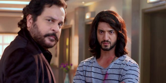 Tej and Omkara land in an ugly argument in Ishqbaaz - TellyReviews