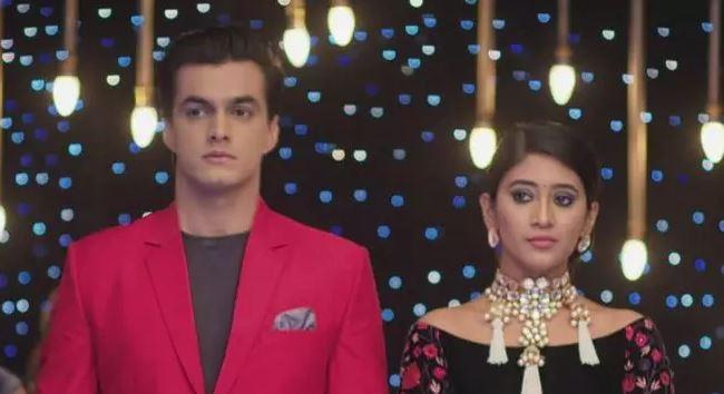 Yrkkh, Naira meets Kartik and tells him about pregnancy of Mansi