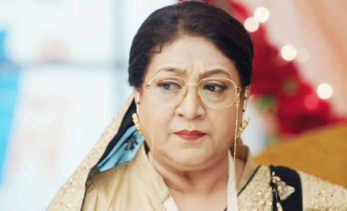 Star Yeh Rishta Dadi turns villain for Naira's life
