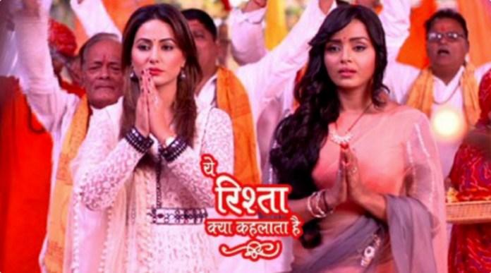 YRKKH: Suwarna to take up Akshara's avatar