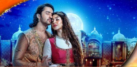 Dastaan-E-Mohabbat Salim and Anarkali battle King Akbar
