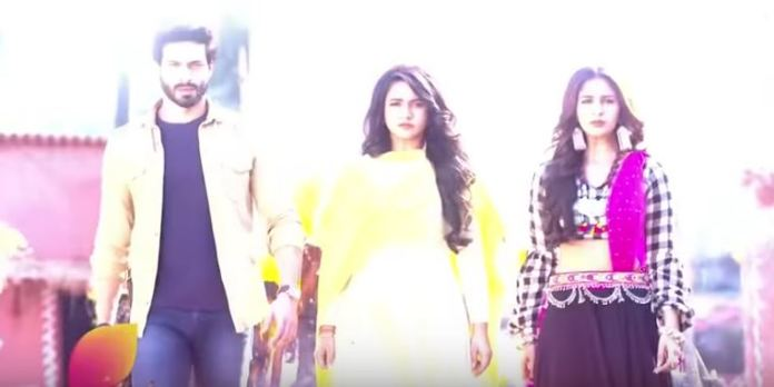 Udaan A love triangle to complicate bonding terms