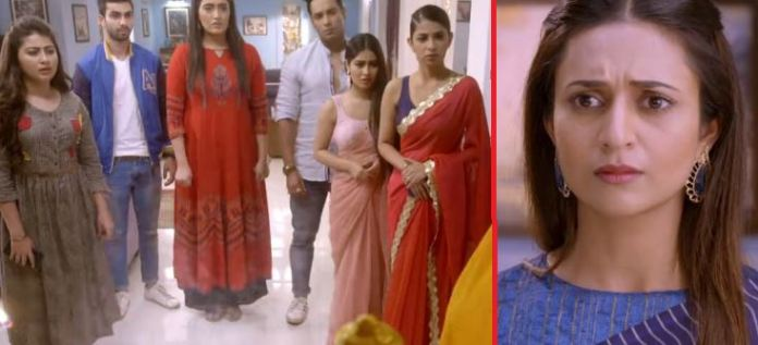 Yeh Hai Mohabbatein Stunned revelation of Sahil's wife