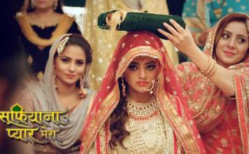 Sufiyana Pyaar and Muskaan Upcoming twists