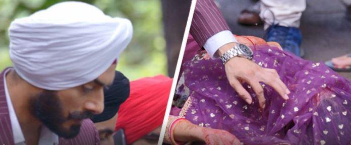 Choti Sardaarni Raabta and Bahu Begum Today