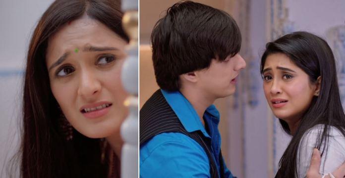 Yeh Rishta Today Vedika unexpected move scares Naira