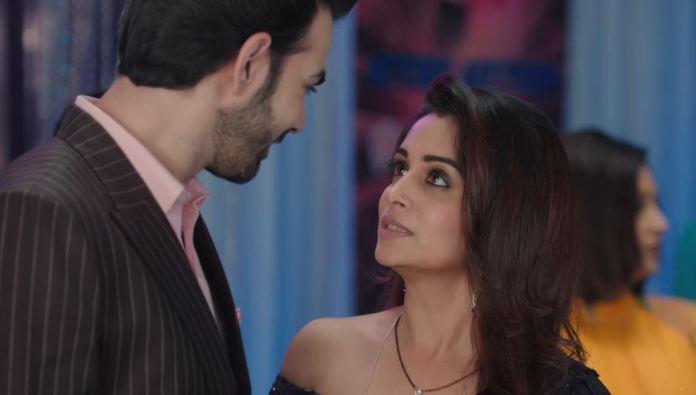 Kahaan Hum Starplus Climax story Ronakshi love overflow