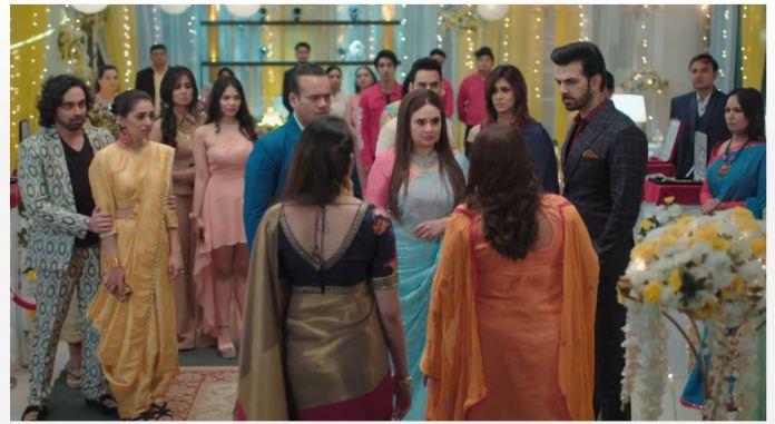 Kahaan Hum Starplus High voltage drama Sippy stunned