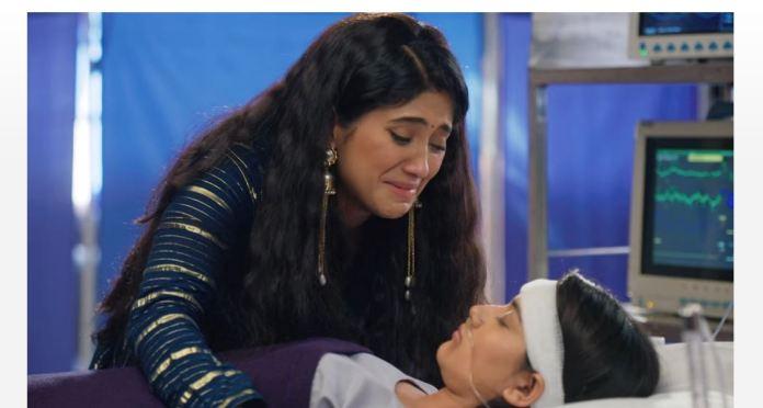YRKKH Naira accuses Lav Kush Goenkas family chaos