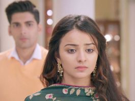 Shubh Aarambh Colors New twists Rani exposes Gunwant