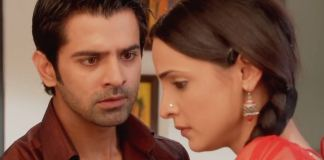 IPKKND surprising party Khushi gets caught by Arnav