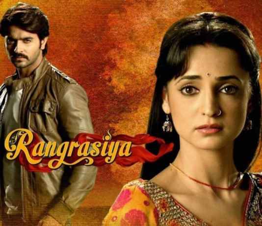 Rangrasiya Colors Season 2 Same Leads chemistry wanted