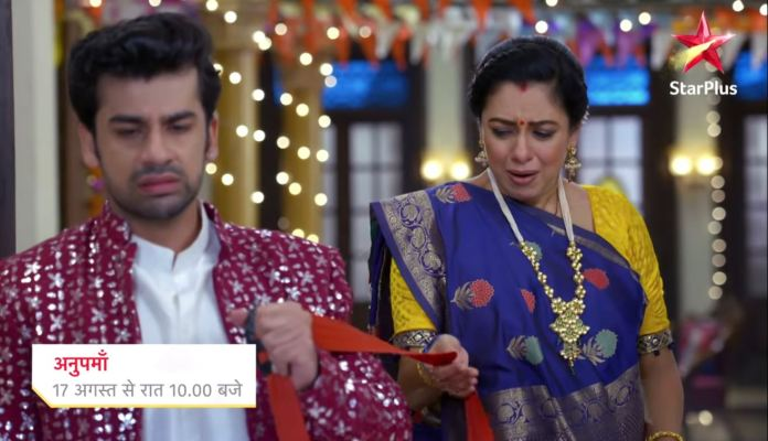 Anupama Special Promo Spoiler Paritosh leaves the house