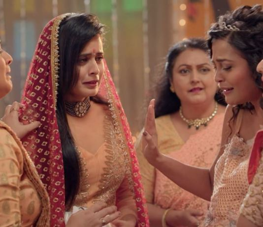 Yeh Rishtey Hai Pyaar Ke 29th Sept Kuhu creates a huge scene