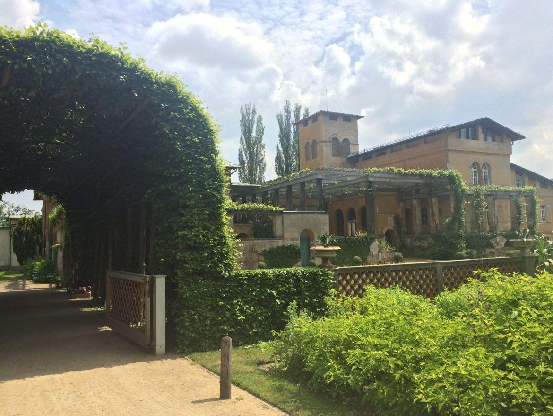 Qué ver y hacer en Berlín en 4 días: Baños Romanos en Parque Sanssouci