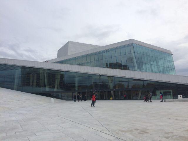 qué ver y hacer en Oslo en 3 días: Opera de Oslo