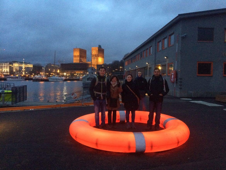 Qué ver y hacer en Oslo en 3 días: Ayuntamiento de Oslo