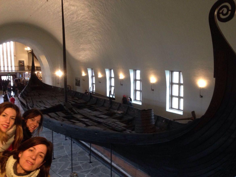 Qué ver en Oslo en 3 días: Museo de los barcos Vikingos