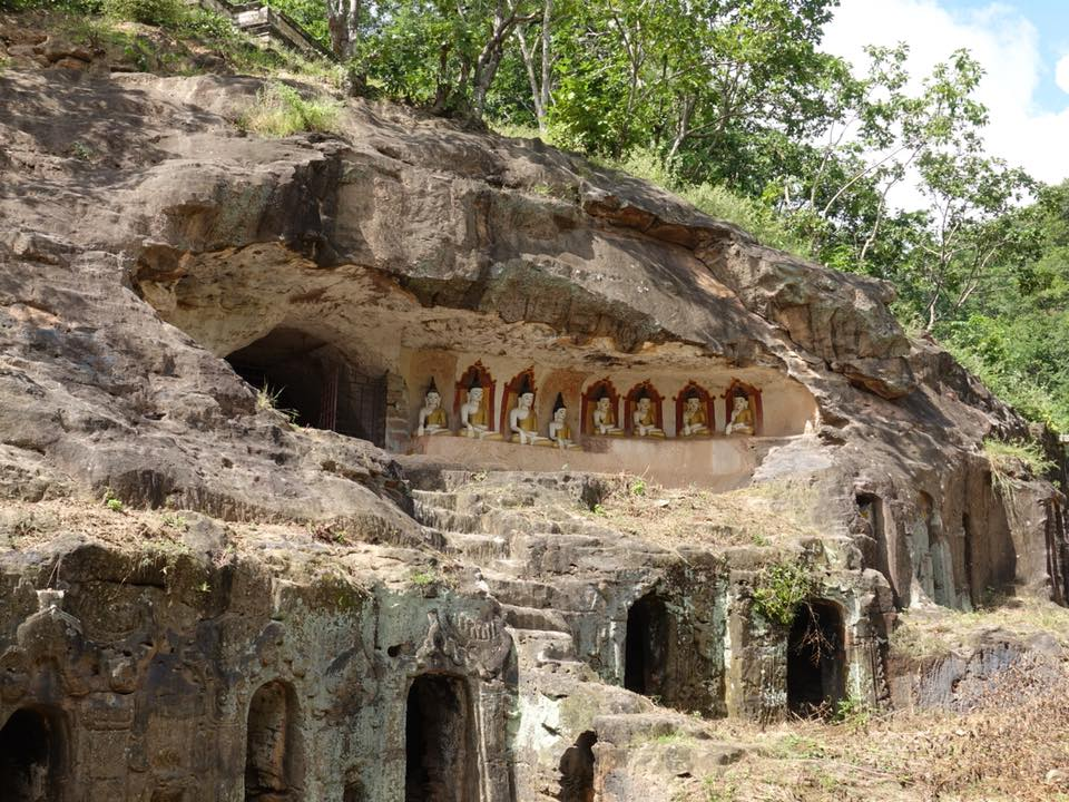 Itinerario de Myanmar: Monywa