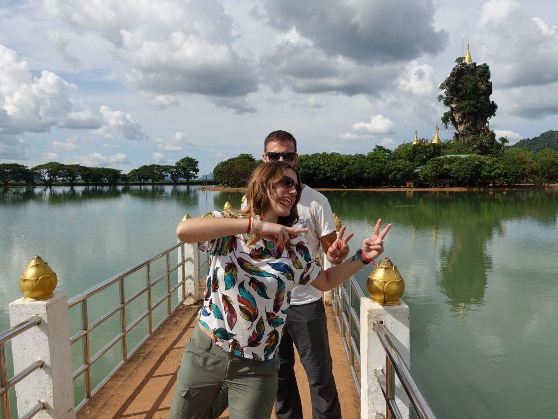 Kyauk Ka Lat Pagoda: qué hacer en Hpa-An