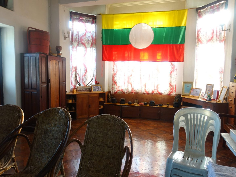 qué hacer en Hsipaw: Palacio Shan