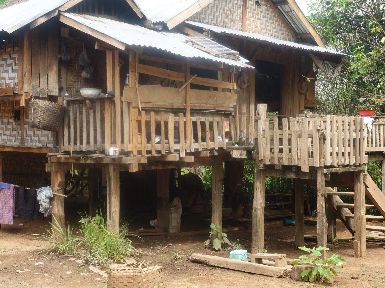 qué hacer en Hsipaw: mini trekking