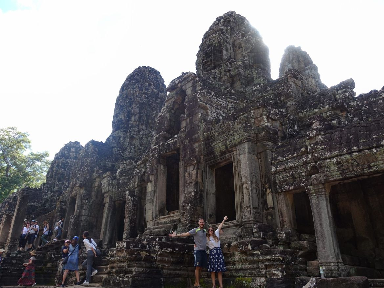 Templos de Angkor Wat: itinerario de Camboya en 30 días